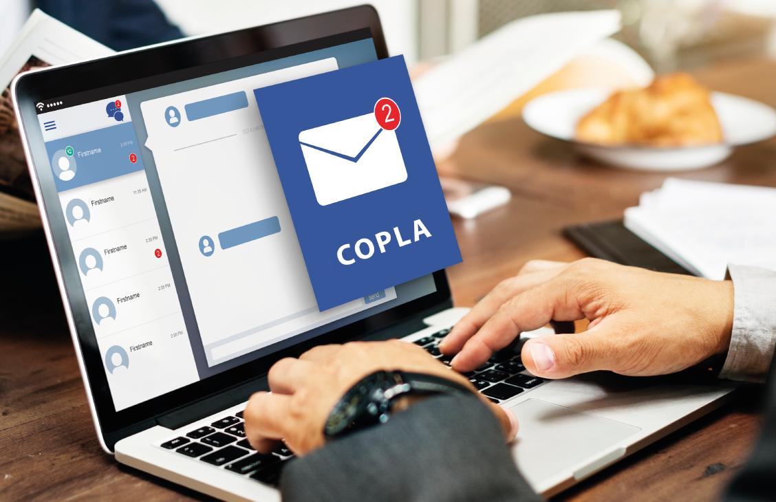 Suscripción noticias Copla Group